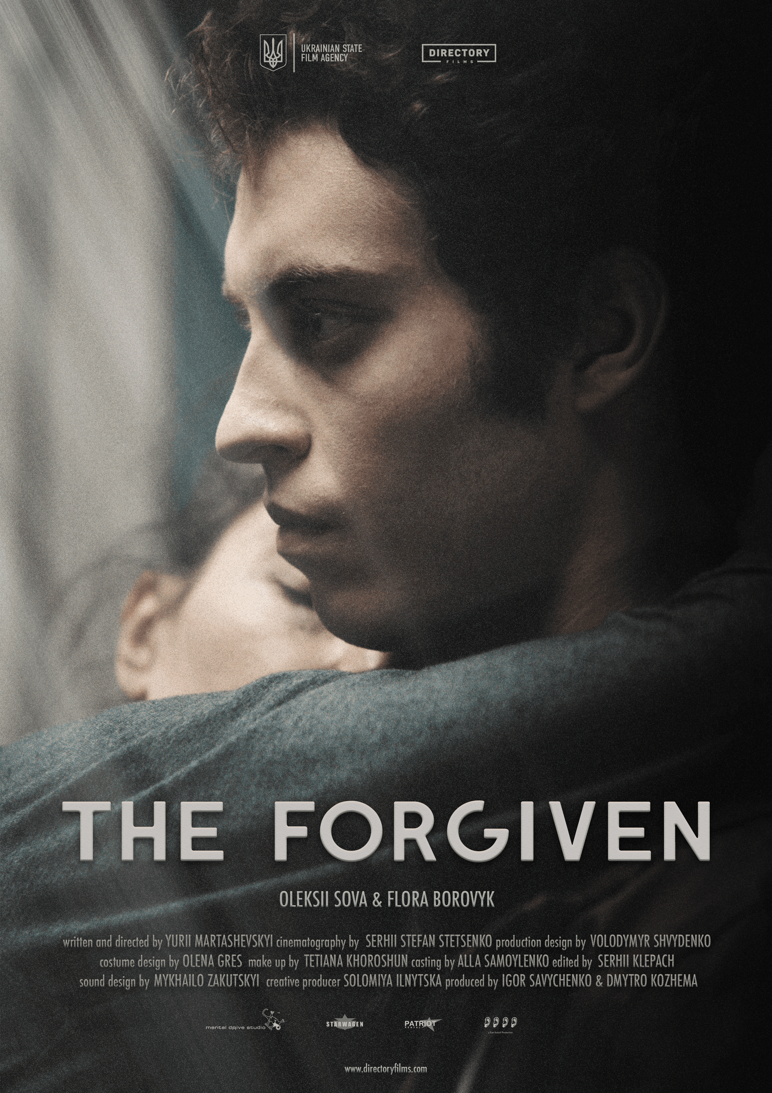 Poster_The Forgiven